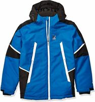 Spyder Boys City to Slope Jacket, Ski Snowboard Winter Jacket, Size L 14/16 Boys