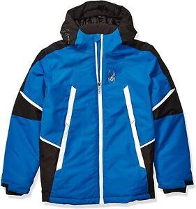Spyder Boys City to Slope Jacket, Ski Snowboarding Winter Jacket, Size 5 Boys