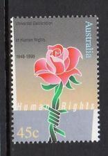 Australie 1998  Human rights  Rose   postfris/mnh