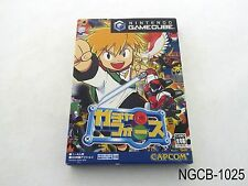 Gotcha Force Nintendo Gamecube Japanese Import NGC GC Gacha Japan US Seller B