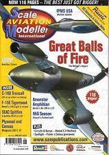 Scale Aviation Modeller V17 N6 Meteor MiG-21MF Revell C-160 Transall LVG Beriev
