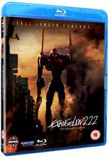 Evangelion 2.22 - You Can (Not) Advance DVD (2011) Hideaki Anno cert 15