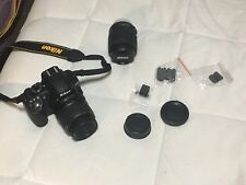 Nikon D3100 14.2mp Digital DSLR Camera Bundle