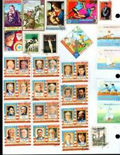 1¢ WONDER'S ~ WORLDWIDE TOPICALS M&U SMALL LOT ON PAGE ALL SHOWN ~ E195
