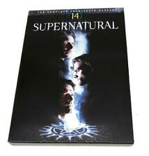SUPERNATURAL COMPLETE SEASON 14 14TH (DVD) FREE SHIPPING! BRAND NEW SEALED