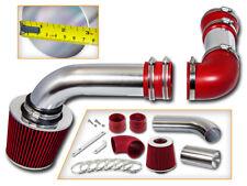 BCP RED 88-89 Pontiac Firebird V8 5.0L/5.7L Cold Air Intake Kit