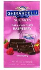 Ghirardelli Squares Dark Chocolate Raspberry
