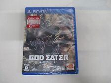 PS Vita -- God Eater Resurrection -- New!! PlayStation Vita, JAPAN Game. 63909