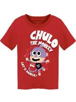 The Children's Kingdom Chulo The Monkey Let's Dance Toddler's T-shirt