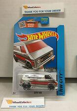 Super Van #55 * ZAMAC * Hot Wheels 2015 * H29