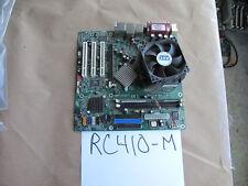 RC410-M HP System Board   Socket-775  + INCLUDES CPU & 1GB RAM