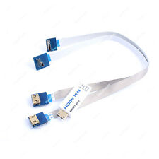 Micro/mini HDMI a Av convertidor analógico FPV Audio Video transmisor Converter rcd3015