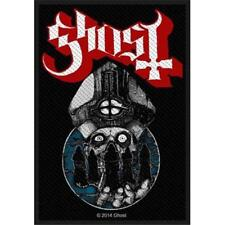 OFFICIAL LICENSED - GHOST - WARRIORS WOVEN SEW-ON PATCH METAL MELIORA