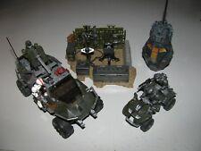 Halo Mega Bloks/Mega Construx UNSC Lot