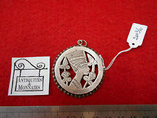 PENDENTIF ARGENT MASSIF STERLING SILVER - DECO EGYPTIEN - REF20036