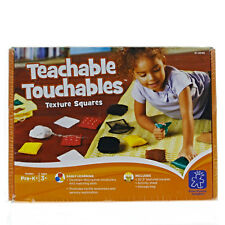 Teaching Touchables Texture Squares - Educational Sensory Learning- NEW