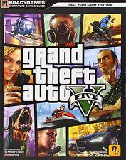Game Guide - Grand Theft Auto 5  (GTA V) - Xbox 360, PS3