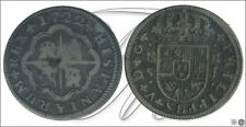 España - Monedas Felipe V- Año: 1722 - numero 01424 - 2 Reales 1722 J Sevilla Ag