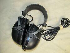 Vintage PIONEER Stereo Headphone Head Phones SE 205 J824
