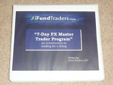 Oliver Velez iFundTraders 7 Day Forex Master Trader Program Course Trading Book