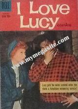 I LOVE LUCY COMIC BOOK #28 (DELL)