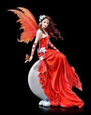Elfen Figur - Crimson Lili by Nene Thomas - Fantasy Fee Engel Statue Deko