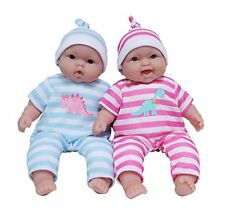 Cuddle Babies 13 Inch Baby Soft Doll Body Twins Designed by Berenguer