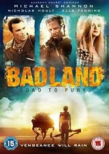 Bad Land: Road To Fury - BRAND NEW & SEALED DVD - FREE DELIVERY - Nicholas Hoult