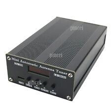 "1.8-30MHz Mini Automatic Antenna Tuner Auto Antenna Tuner w/ 0.91"" OLED CGJ-100"