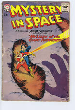 Mystery in Space #57 DC Pub 1960