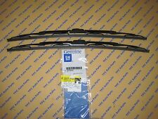 "2 Chevy Buick GMC Cadillac 22"" Windshield Wiper Blades OEM New Genuine Parts"
