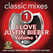 Strictly DJ-only Mix CD I Love Justin Bieber Classic Mixes