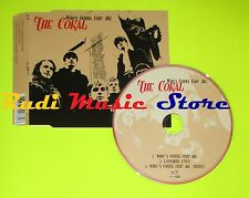 CD Singolo THE CORAL Who's gonna find me Uk 2007 DELTASONIC RECORDS  mc dvd (S7)