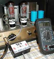 Dual Bias Tool probe tester for tube amp amplifier biasing MADE IN THE USA