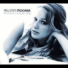 ALLISON MOORER - Mockingbird, 2008 CD, Steve Earle, NEW