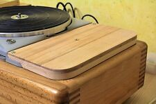 Thorens TD 124 Solid Wood Armboard 12""