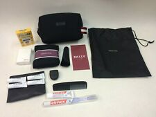 Swiss Air First Class BALLY Bag Men's Amenity Kit with La Prairie Items