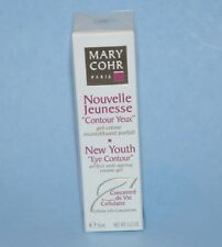 "Mary Cohr New Youth "" Eye Contour "" 15ml/0.52oz. - New in Box (Free shpping)"