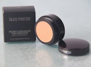 LAURA MERCIER Secret Concealer For Under Eye Anti-Cernes Shade 1.5 - 0.08 OZ New