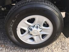 "2007-2018 Toyota Tundra 18x8"" Steel 5 Lug Factory OEM Wheel Rim"