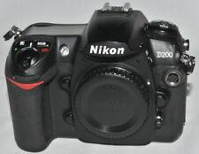 Nikon D200 mit 10201 Auslösungen, vom Händler mit Gewährleistung!