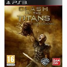 Ps3 playstation ps 3 jeu Clash-choc des titans (of the titans) NEUF