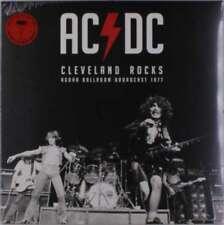 AC/DC-Cleveland rocas-Ohio 1977 Nuevo Lp