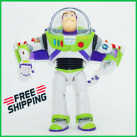 2019 Talking Buzz Lightyear Toy Story Action Figure 12'' Ultimate Bank Kids Gift