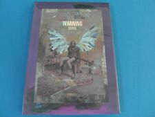 SUNMI - WARNING CD W/BOOKLET +PHOTOCARD +BOOKMARK (SEALED) K-POP / WONDER GIRLS