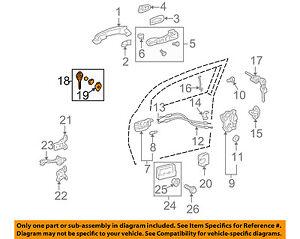 Scion TOYOTA OEM 08-14 xD Keyless Entry-Key Fob Remote Transmitter 8907021120