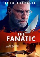 THE FANATIC DVD John Travolta NEW FREE SHIPPING preorder