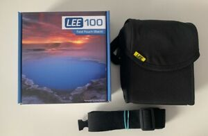 Lee filters 100mm field pouch - 10 filter capacity - Tripod and shoulder straps