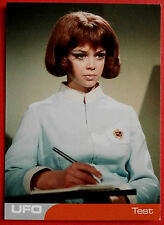 UFO - Card #4 - Test - Unstoppable Cards Ltd 2016 - GABRIELLE DRAKE