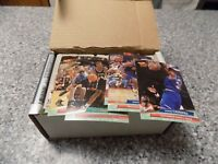 92-93 FLEER ULTRA SERIES 1 and 2  BASKETBALL SEt  NM!! 375 cards Oneal rookie